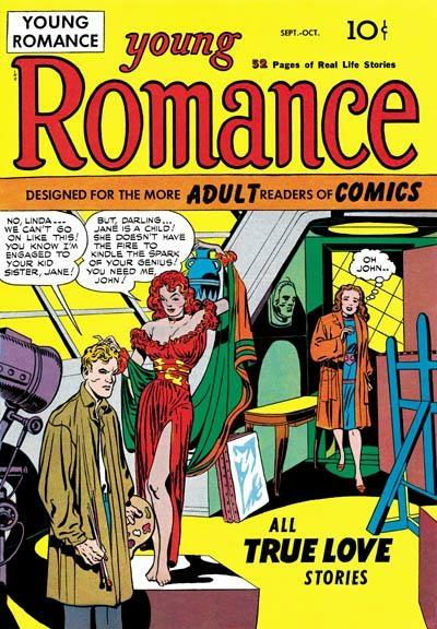 Número 1 de Young Romance