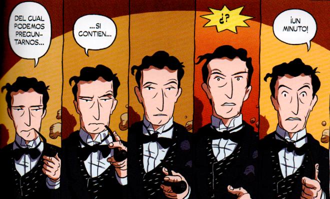Los momentos inmediatamente anteriores a la Paradoja de Russell