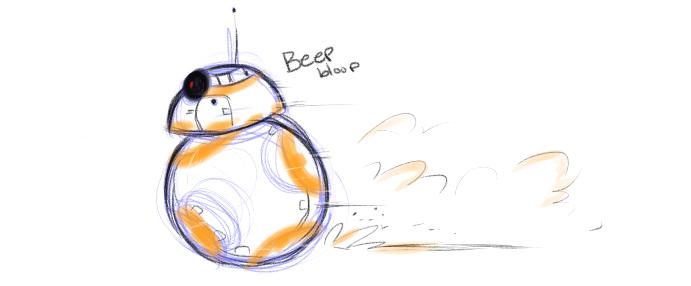 Es un Universo muy pequeño,Chewie